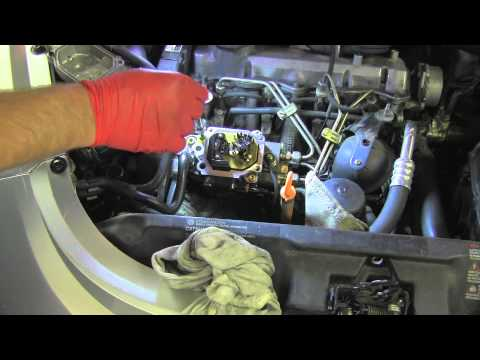 TDI Injection Pump Replacing Gaskets
