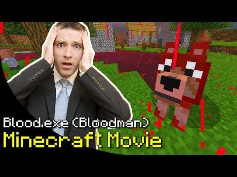The Minecraft Blood.exe World Movie (Full Minecraft Film)