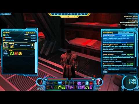 SWTOR Crew Skills (Live)