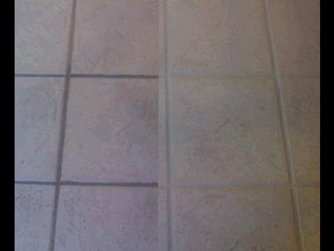 How to Clean Tile Floors - Tile and Grout  with Color Seal - Got Spots Carpet and Tile - Franklin WI