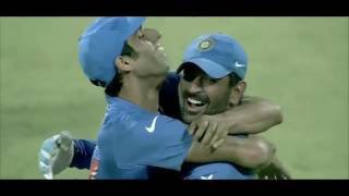 A Tribute to MS Dhoni | Honest Hippo