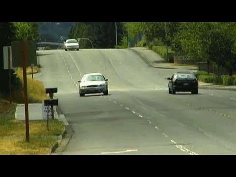 Driving Test #4: Lane change and turning