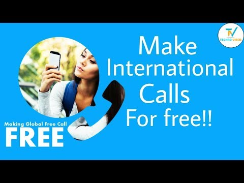 International Calls for Free || No ISD charges