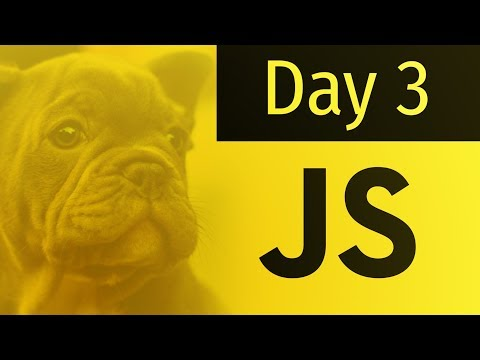 The 10 Days of JavaScript: Day 3 (Objects)