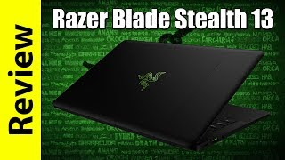 """Razer Blade Stealth 13.3"""" (2017) 