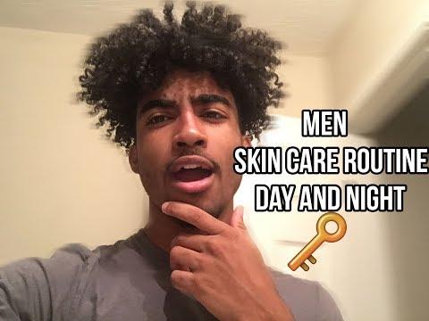 Men's Clear Skin Routine 2018! | Men Routine | MakeItRainey