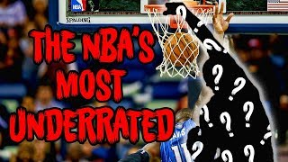 Can You Name The NBA's 5 Most Underrated Players?