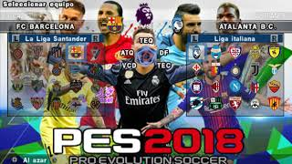 pes 2018 ppsspp android  (NEYMAR  PSG)   link  save data