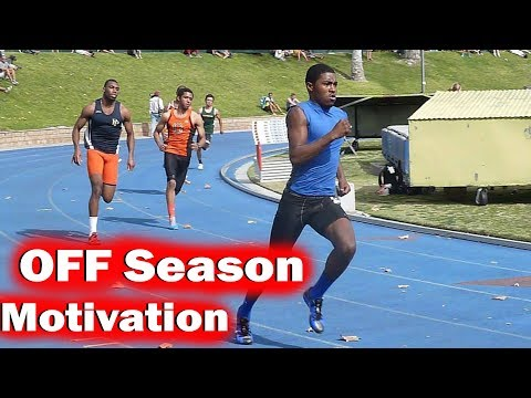 5 Tips for Track and Field Motivation in Off Season!
