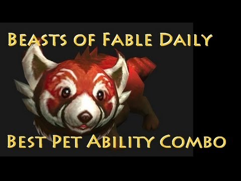 Beasts of Fable Daily: Best Ability Combo for Fast Kills!!