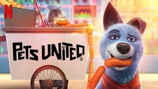 New animation movies 2020 Pets United