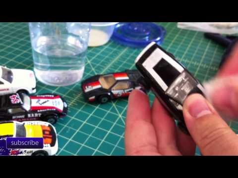 Episode 62 Polishing Old Diecast Cars