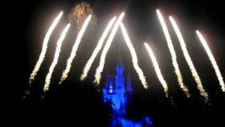 Finale of Disney Wishes