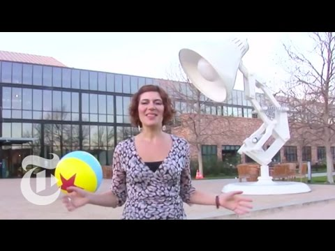 A Rare Look Inside Pixar Studios | The New York Times