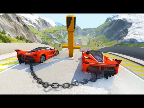 High Speed Jumps/Crashes BeamNG Drive Compilation (Beamng Drive Crashes)