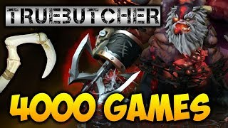 TIMELESS PUDGE 4000 Games Highlights Dota 2