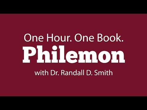 One Hour. One Book: Philemon