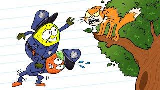 VEGETABLE POLICE ACADEMY