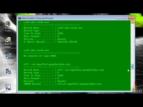 Cara Flush / Clear DNS Cache Melalui Command Prompt Windows 7 By: VGM2231