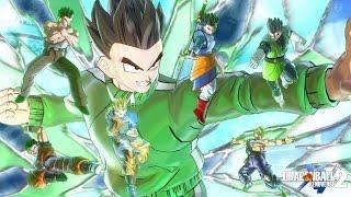DB XENOVERSE : Baby Gohan VS Vegeta GT Gameplay [MOD]【1080P