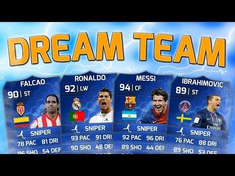 FIFA 14 | Dream Team S3 |