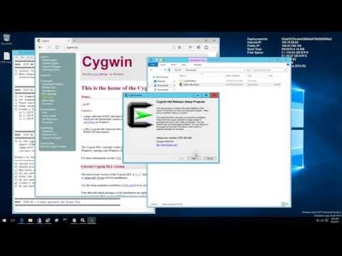 SFTP - Windows Server 2016 install of Cygwin OpenSSH with User Restricted to Home Directory