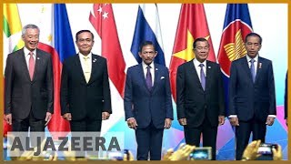 🇸🇬Singapore summit: US-China trade war dominates talks | Al Jazeera English