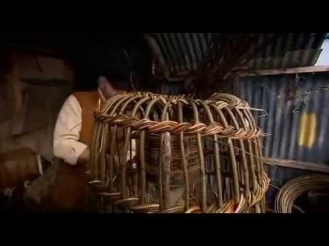Weaving Lobster Pots