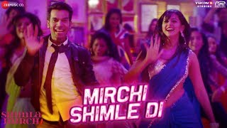 Mirchi Shimle Di - Shimla Mirch | Hema Malini, Rajkummar Rao, Rakul Preet Singh | Meet Bros Anjjan