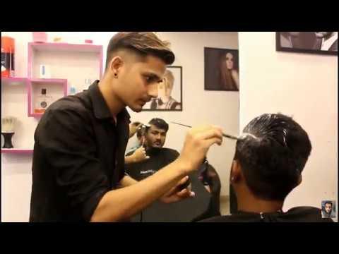 Mens Haircut 2017/Schwarzkopf Dark Brown Hair Colour..