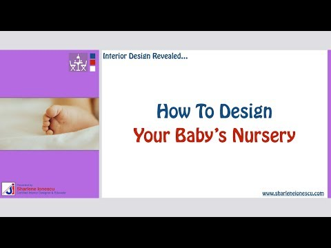 Interior Design Revealed   How To Design Your Baby's Nursery