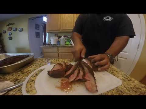 How-to grill/smoke a tri-tip beef roast