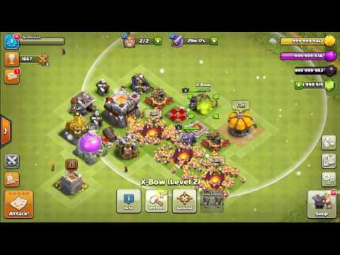 Clash of clans hack unlimited troops!!!!!1