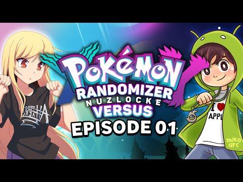 Pokémon X & Y Randomizer Nuzlocke Versus w/ OPERANTIONiDROID! Episode 01 - The Beginning!