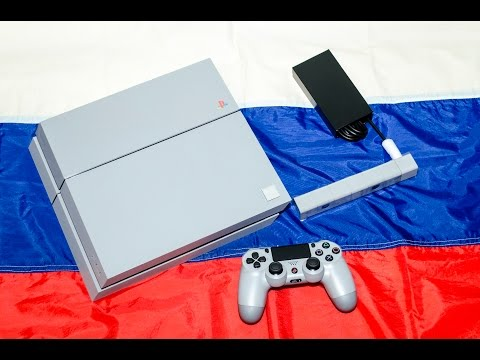 Впечатления от Sony Playstation 4 - 20th anniversary edition