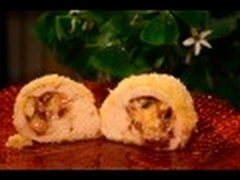 Baked Stuffed Chicken Breast: Easy Entertaining #42
