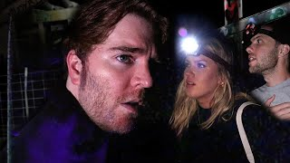 Ghost Hunting in a Haunted City
