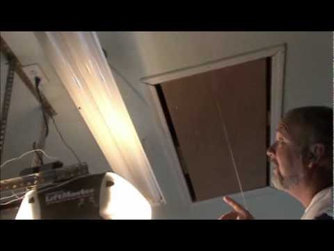 HOW TO REPLACE A FLUORESCENT LIGHT FIXTURE