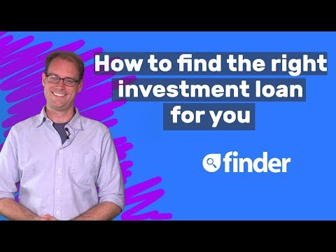 Three important things to do when getting a property investment home loan