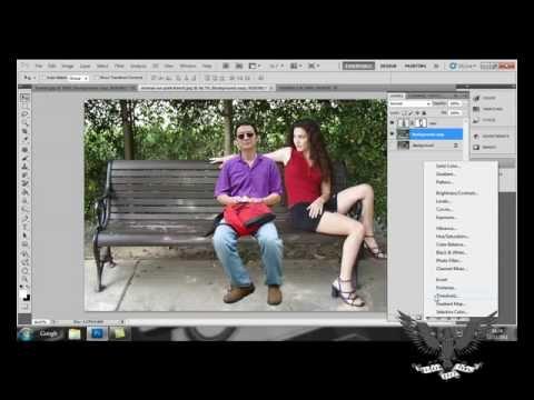 Adobe Photoshop CS5 Blending Tutorial
