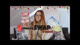 ❤ Vianočný SWAP s Eddemi - Unboxing ❤