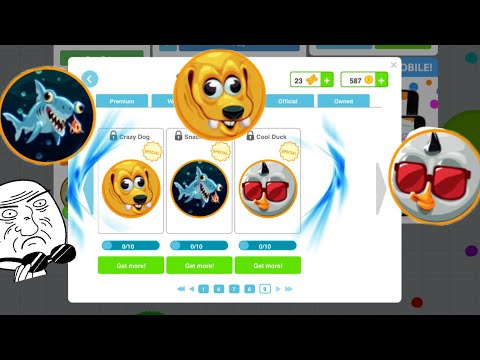 Agario NEW MYSTERY SKINS AMAZING *HOW TO GET* NOT CLICKBAIT