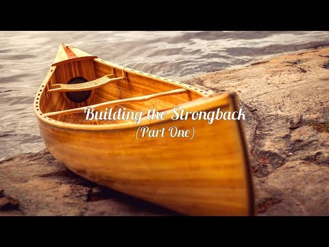 Building the Strong Back - Part One