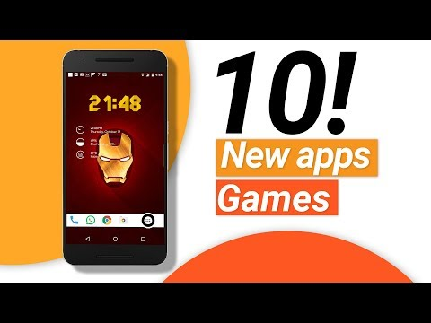 Best Android Apps and Games - October 2017