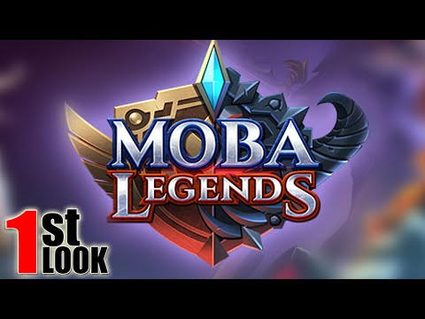 MOBA Legends - Here comes a New MOBA challenger,  Behold Vainglory ! (iOS 1st Look)