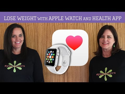 Apple Watch - Track Calories to Lose Weight with the Health App