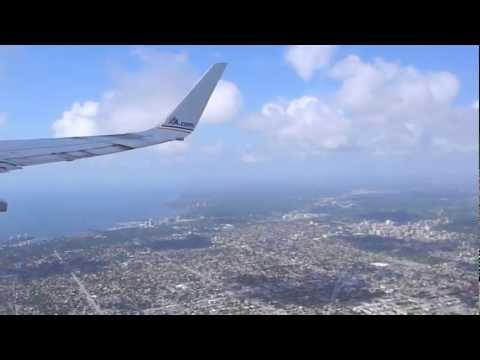AA 2415 - Miami (MIA) to Punta Cana (PUJ) 1/2