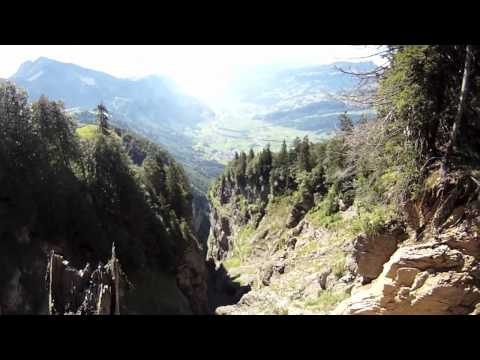 Jeb Corliss  Grinding The Crack ( official video) !!!!!