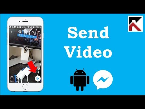 How To Send A Video In Facebook Messenger Android