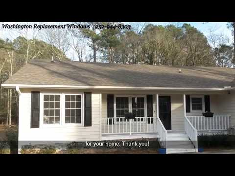 Replacement Windows Greenville NC | New Windows Contractor Greenville NC